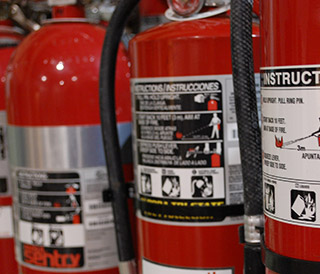 Fire and Safety in Chicago | Fire Extinguishers | Alarm